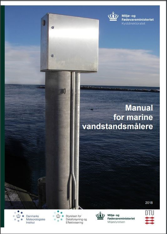 Manual for marine vandstandsmålere