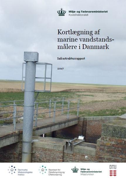 Kortlaegning Af Marine Vandstandsmalere I Danmark